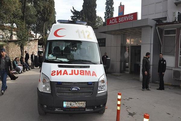 Soma'da maden ocağında biriken gaz 6 işçiyi hastanelik etti