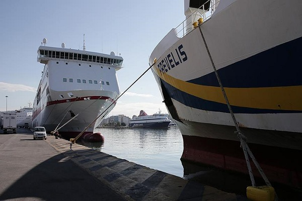 Yunanistan'da kamu ve özel sektör çalışanları 3 günlük genel grev başlattı
