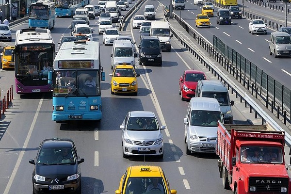 İstanbul'da Cumartesi günü bu yollar trafiğe kapalı olacak