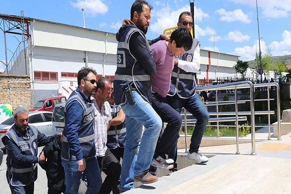 Nevşehir'de polise ateş açan zanlılar tutuklandı