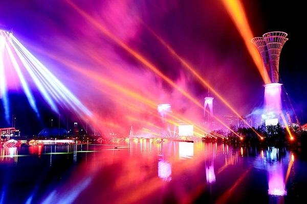 EXPO 2016 Antalya muhteşem bir törenle açıldı