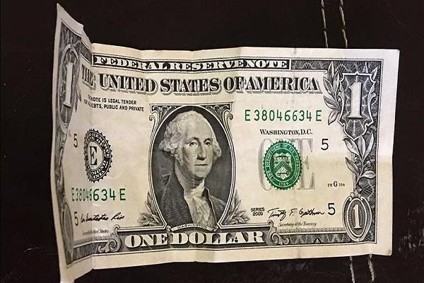 Ergenekon Davası'nın Savcısının üzerinde 1 dolarlık banknotlar bulundu