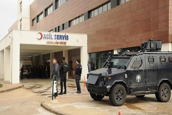 Nusaybin'de teröristlerin açtığı ateş sonucu 1 asker şehit oldu