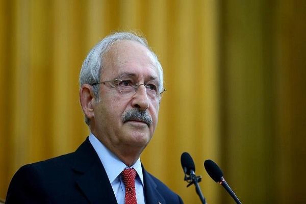 CHP lideri Kılıçdaroğlu'ndan Cumhurbaşkanı hakkında açıklama