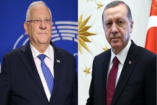 İsrail Cumhurbaşkanı, Erdoğan'a neden teşekkür etti