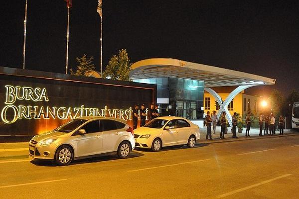 Bursa Orhangazi Üniversitesi'ne kayyum atandı