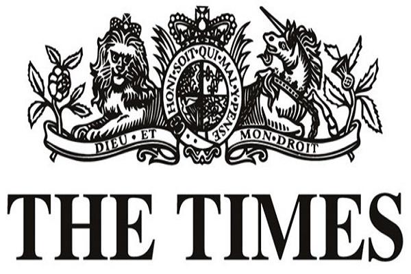Times gazetesi Cumhuriyet Gazetesi davasını yazdı