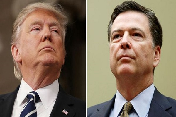 ABD Başkanı FBI Başkanının görevine son verdi