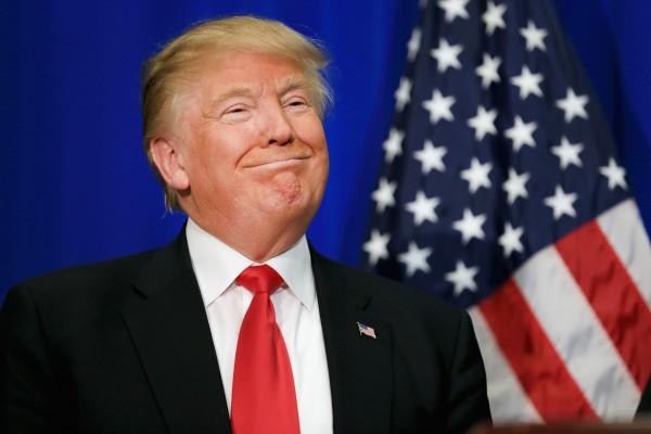 ABD'nin yeni başkanı Donald Trump'tan ilk açıklama
