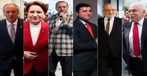 Liderler seçim sonuçlarını nerede takip edecek