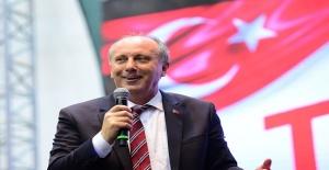 'İkinci tura Erdoğan'la kafa kafaya gireceğimize inanıyorum'