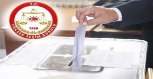 Yurt dışında yaşayan seçmenler oylarını kullandı