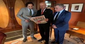 CHP lideri Avrupa Ajansı'na Cemal Kaşıkçı olayını anlattı