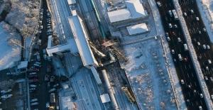 Ankara'da hızlı tren kazası, çok sayıda ölü ve yaralılar var