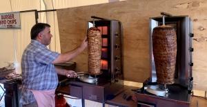 Süleymaniye Kültür Merkezi Geleneksel Anadolu yemeklerini sundu