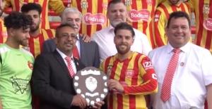 Dumlupınar Yeni Malatyaspor sezona Kupa ile başladı