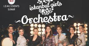 Kadınlar Gününe Özel Kadınlar Orkestrasından Kadınlar Gecesi
