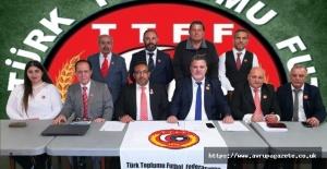 TTFF Yönetim Kurulu ve görev dağılımı belirlendi