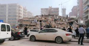 Son dakika, İzmir'de 6,6 büyüklüğünde deprem