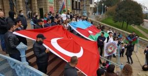 Azerbaycan'ın bağımsızlığının ilan edilmesinin 29. Yıldönümü Londra'da coşkuyla kutlandı