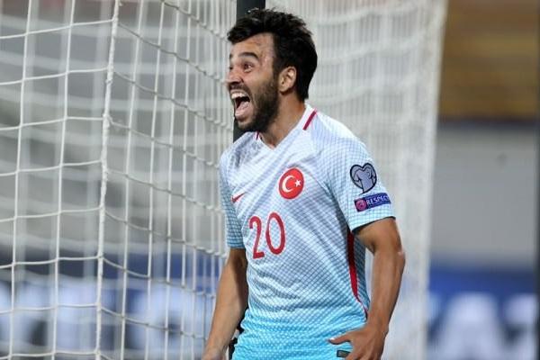 Galatasaray'da Volkan Şen sesleri