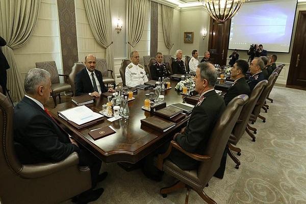Yüksek Askeri Şura toplantısının tarihi belli oldu