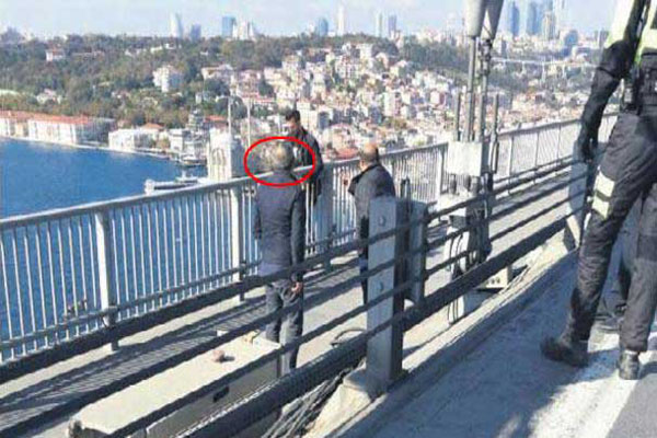 Yavuz Bingöl intihara müdahale etti