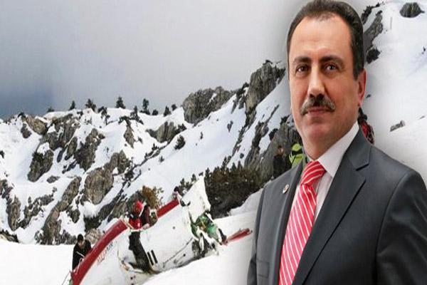 Muhsin Yazıcıoğlu'nun ölümünde FETÖ şüphesi