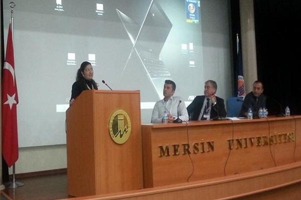 16. Akademik Bilişim Konferansı Mersin Üniversitesi'nde