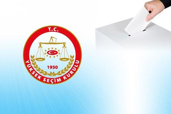 CHP'nin önerisi YSK tarafından reddedildi