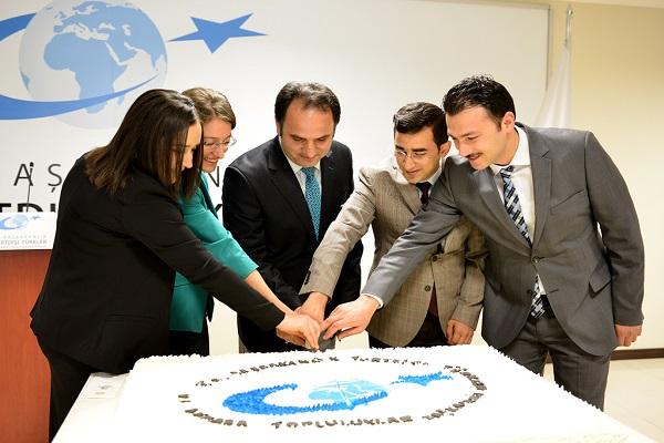 Yurtdışı Türkler ve Akraba Topluluklar Başkanlığı 4. yılını kutladı