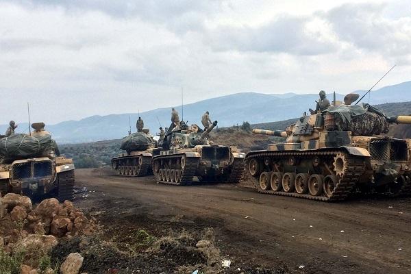 Zeytin Dalı harekatının 24. gününde TSK'dan önemli açıklama
