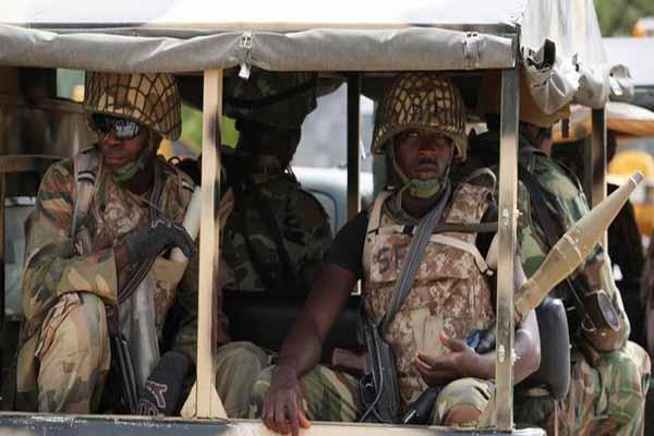 Boko Haram'ın elinden yüzlerce kadın kurtarıldı