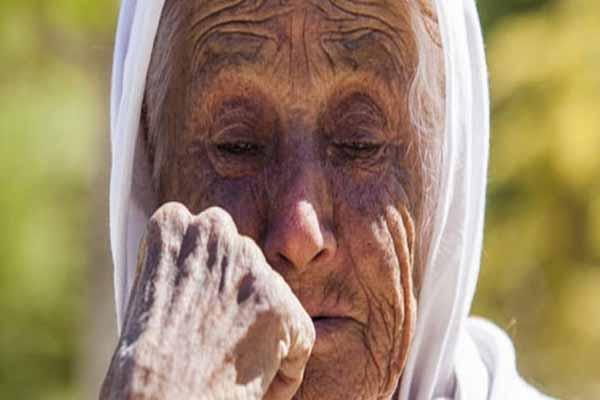 Ermenek'te gözyaşı dolu Anneler Günü