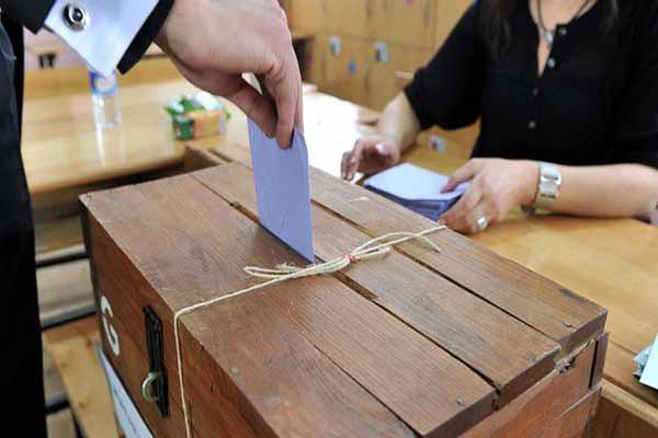 Tüm seçmenler için Devlet Malzeme Ofisi, oy pusulası bastıracak