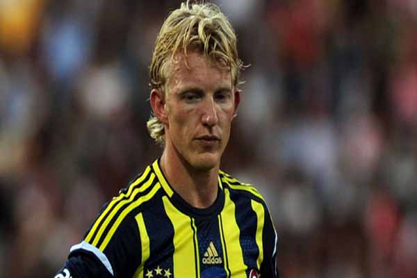 Fenerbahçe'de oynayan Kuyt transfer oldu
