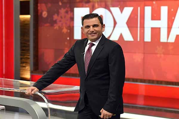 Fatih Portakal'ın canlı yayında telefonu çaldı