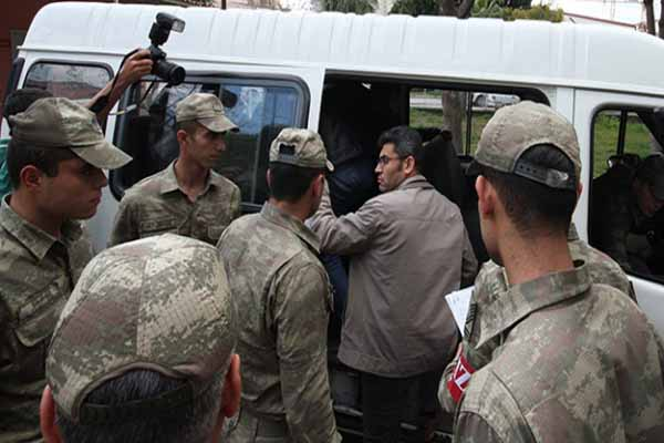 Soruşturma kapsamında 17 asker tutuklandı