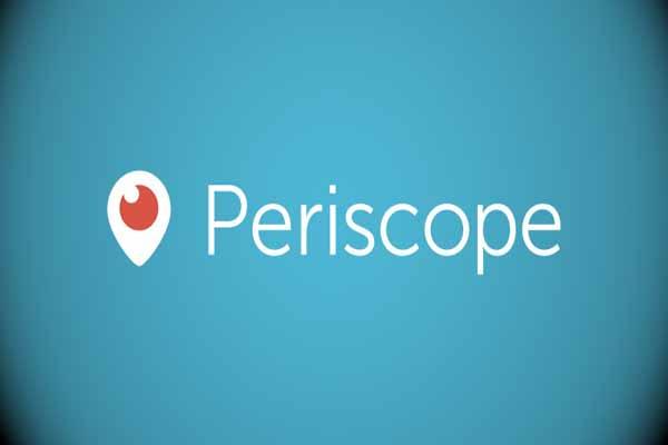 Periscope yayını Android'e geliyor