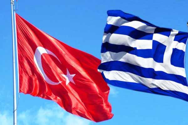 Yunanistan Türkiye için talepte bulundu
