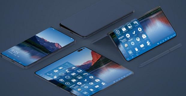 Huawei'nin katlanabilir akıllı telefonu Mate X tanıtıldı