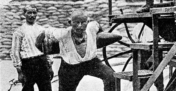 Seyit Onbaşı'nın kaldırdığı mermi kaç kiloydu, Seyit Onbaşı kimdir