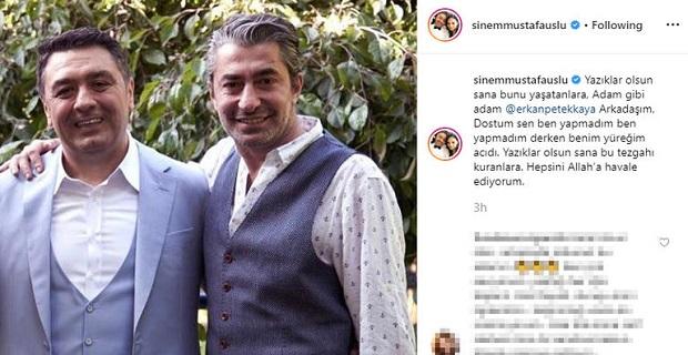 Uçakta kriz çıkaran Erkan Petekkaya'nın neler yaşadığını Mustafa Uslu anlattı