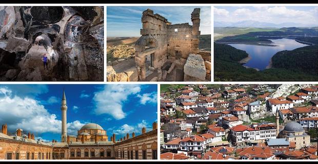 UNESCO Dünya Mirası Geçici Listesi'ne Türkiye'den 5 kültür varlığı daha eklendi