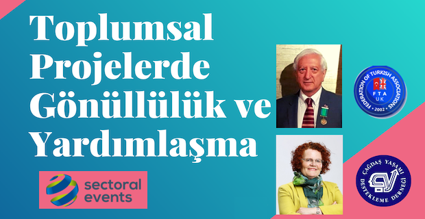 Prof. Dr. Ayşe Yüksel ve Dr. Ali Tekin Atalaronline söyleşi webinar programına katılacak