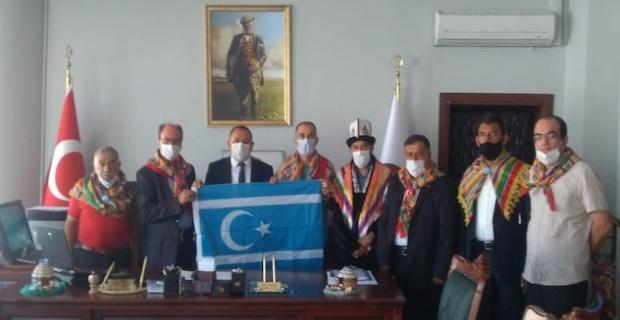 Türkiye Yörük Türkmen Gönül Seferberliği 739. Ertuğrul Gaziyi Anma ve Yörük Türkmen Toyu'nda