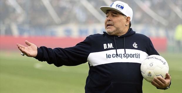 Eski İngiliz kaleci Shilton'dan Maradona'ya veda yazısı: Şüphesiz karşılaştığım en iyi futbolcuydu