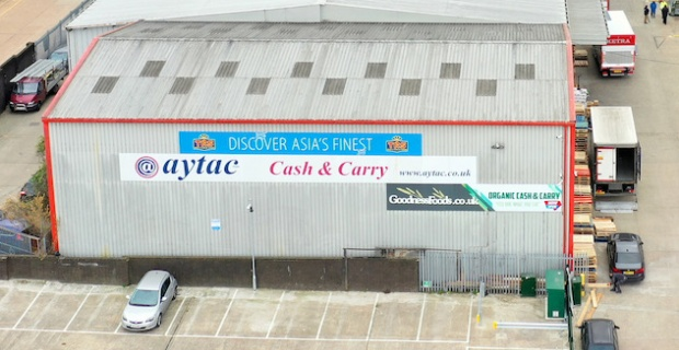 İngiltere'de Market, Restaurant ve Cafe Sektörüne Aytac Cash & Carry Servis Verecek