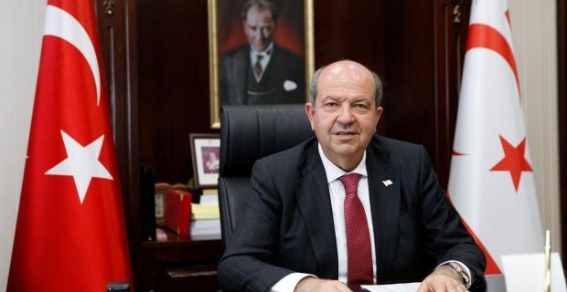 Kuzey Kıbrıs Türk CumhuriyetiCumhurbaşkanı Tatar, Kıbrıs'ta olası bir uzlaşının ancak iki tarafın karşılıklı kabulüyle olur