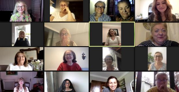 Prof. Dr. Ayşegül Pala, Çevreye Duyarlı Toplum İçin Bireysel Dönüşümü Britanya Türk Kadınlarına anlattı